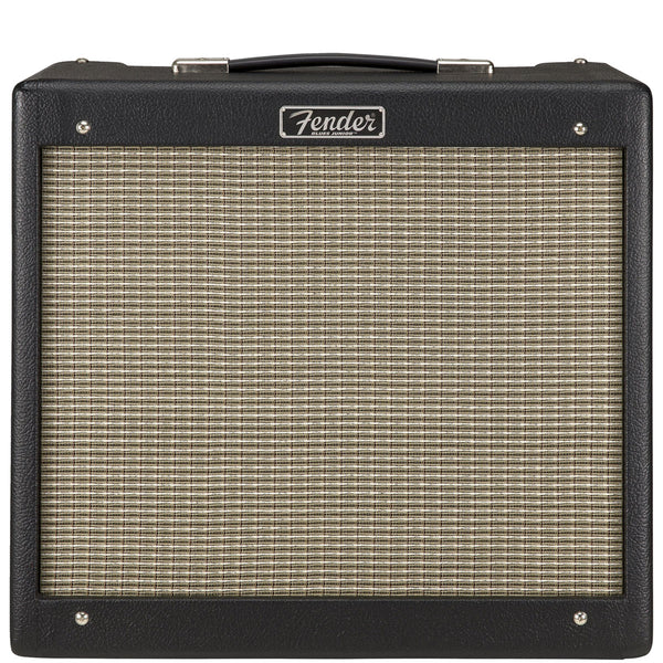 Fender Blues Junior IV Black | Lucky Fret Music Co.