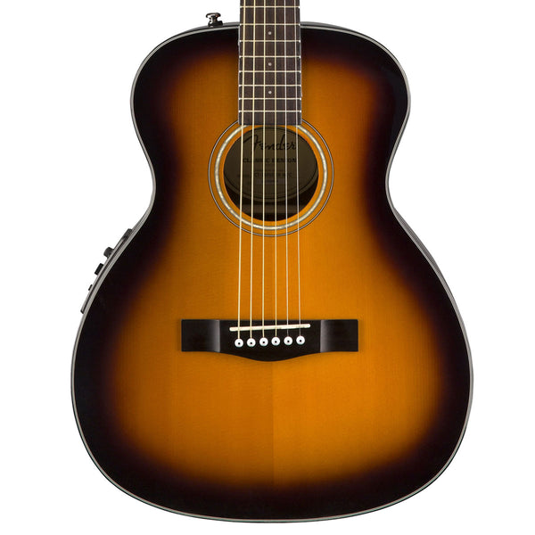 Fender CT-140SE Sunburst, with Case | Lucky Fret Music Co.