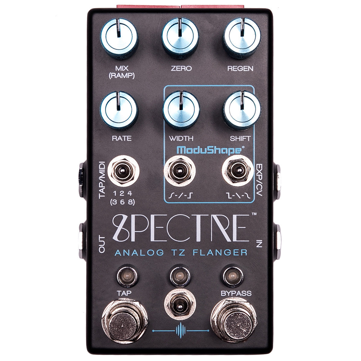 Chase Bliss Audio - Spectre - Analog TZ Flanger - Vintage Guitar Boutique