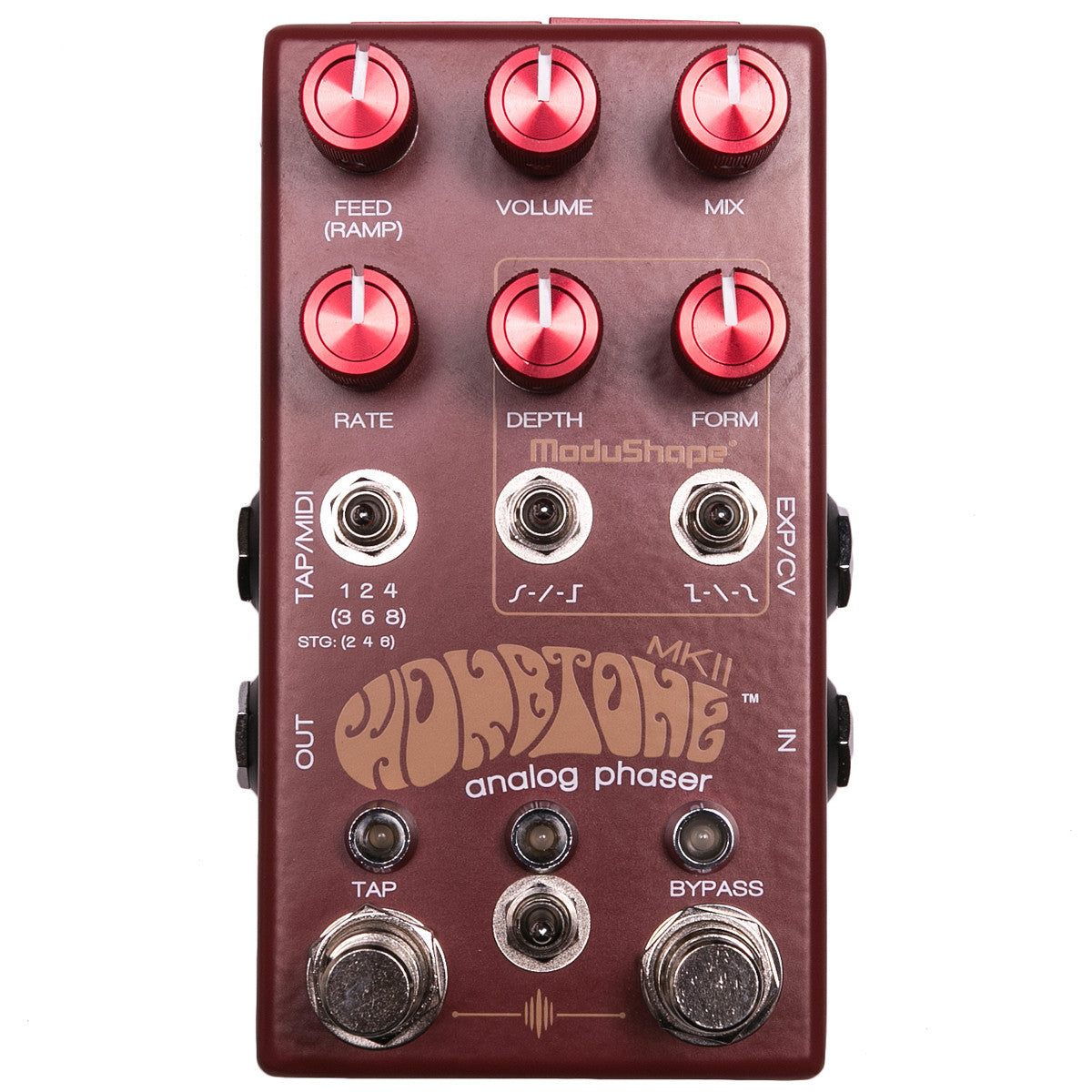 Chase Bliss Audio Wombtone MKII Analog Phaser | Lucky Fret Music Co.