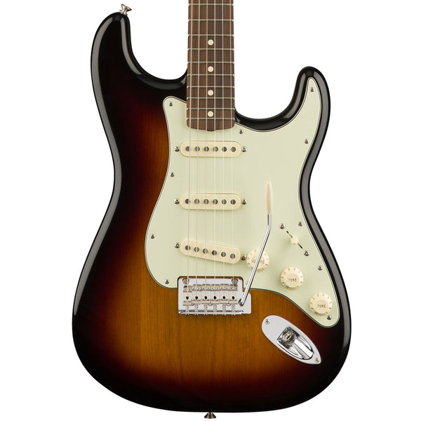 Fender Classic Player '60s Stratocaster, Pau Ferro Fingerboard, 3-Color Sunburst | Lucky Fret Music Co.