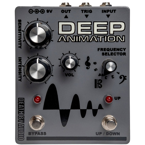 Death By Audio Deep Animation Evelope Filter