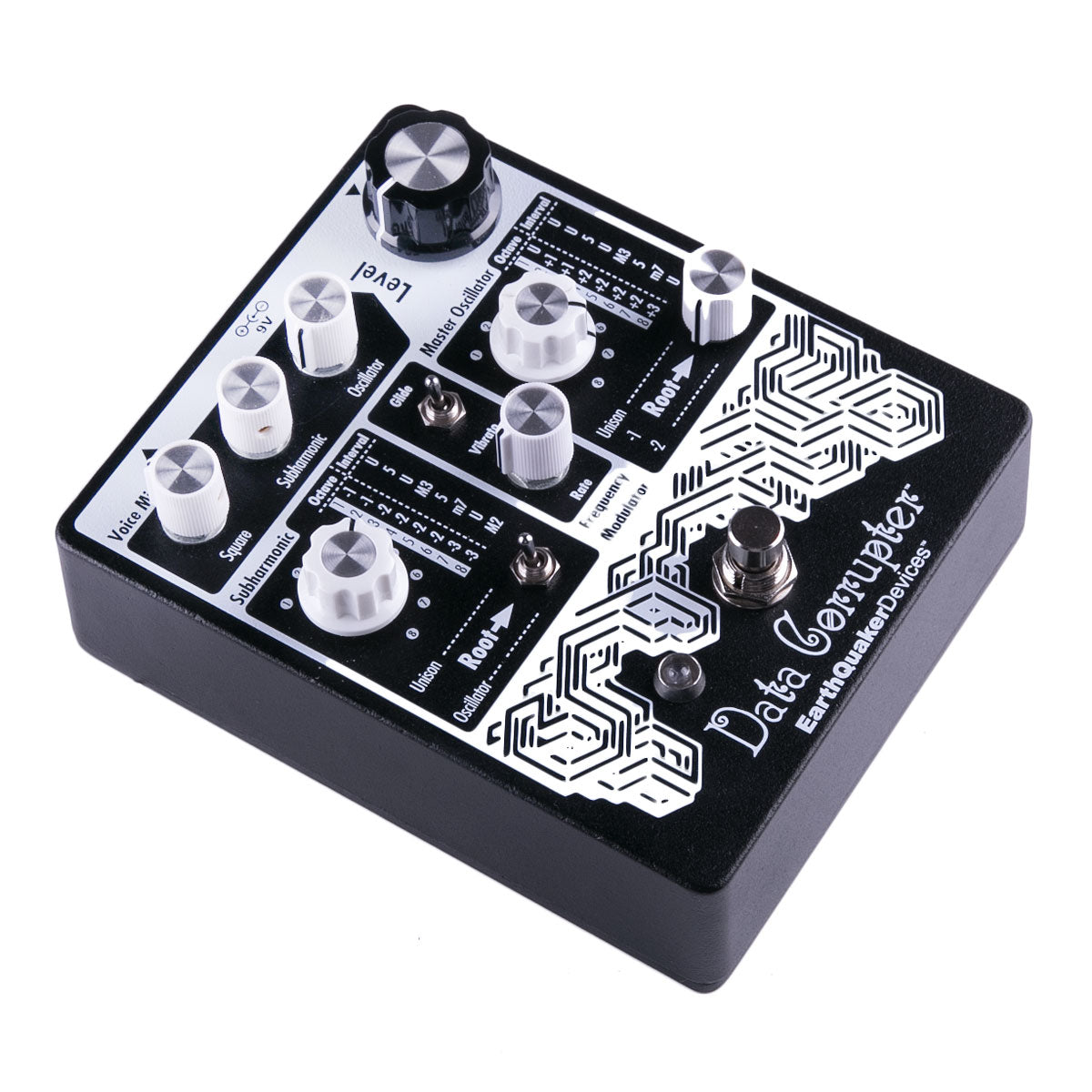 Used Earthquaker Devices Data Corrupter, Modulated Monophonic Oscillator