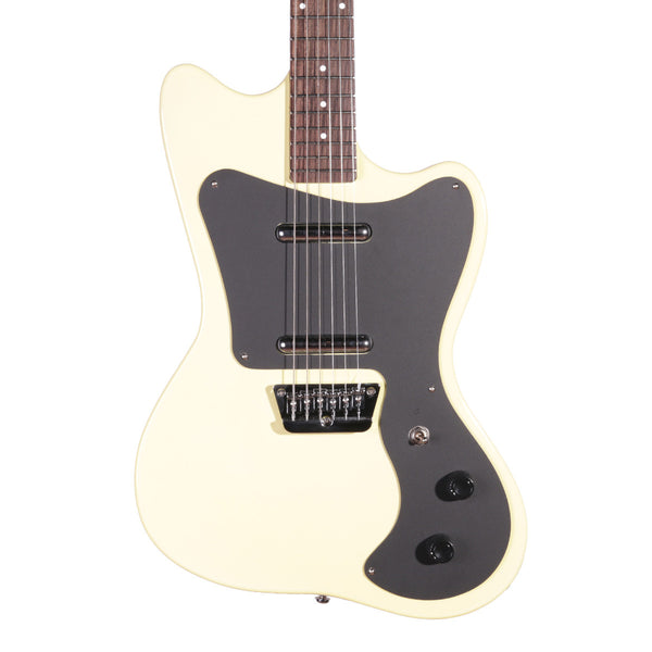 DANELECTRO - DG67YL - 67 GUITAR - YELLOW - Vintage Guitar Boutique - 1