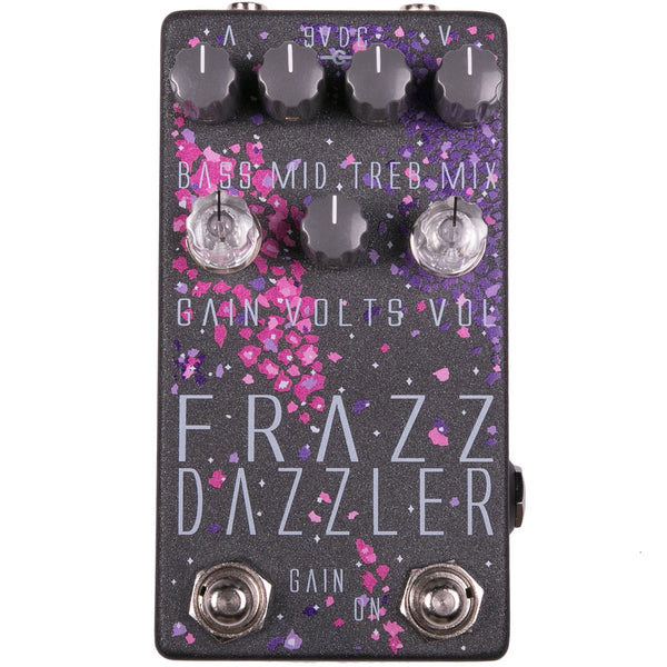 Dr Scientist - Frazz Dazzler - Distortion