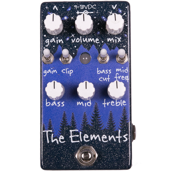 Dr Scientist - The Elements - Boost / Overdrive / Distortion