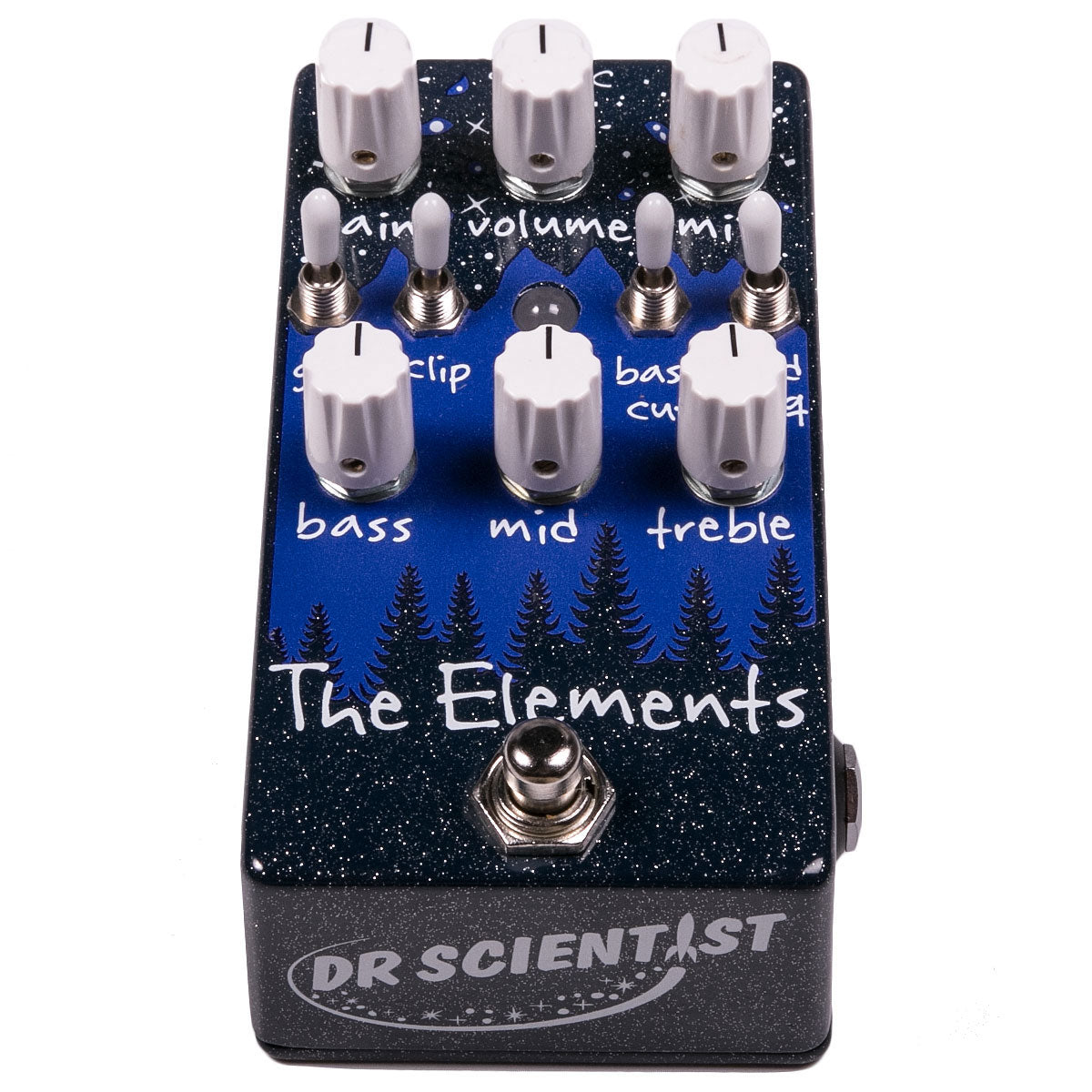 Dr Scientist The Elements Overdrive & Distortion | Lucky Fret Music Co.