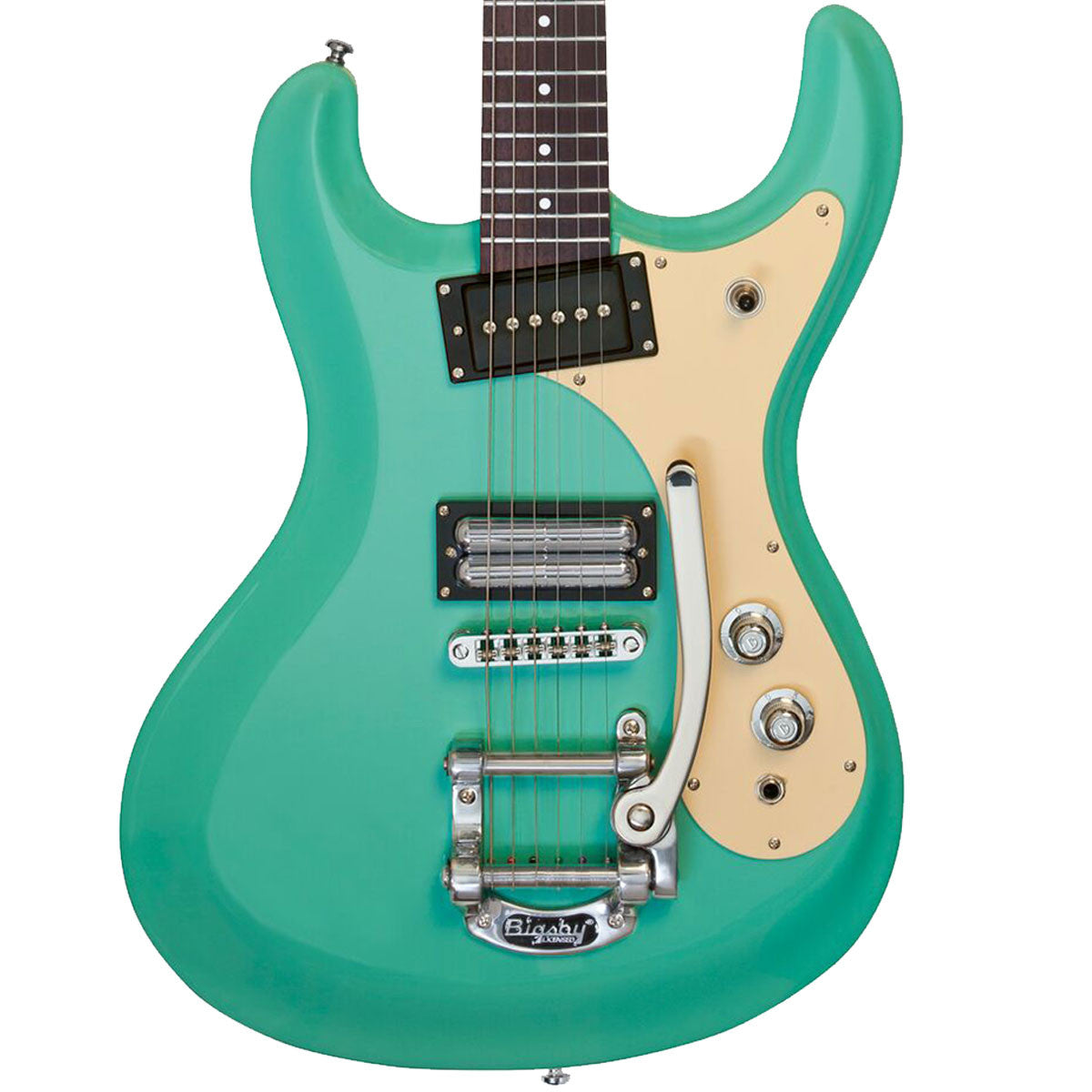 Danelectro DG64 Model 64 Dark Aqua - SALE PRICE | Lucky Fret Music Co.
