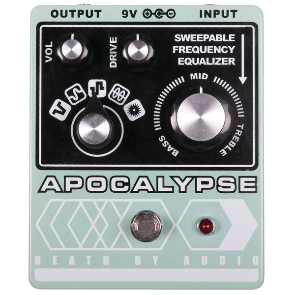 Death By Audio Apocalypse Fuzz | Lucky Fret Music Co.
