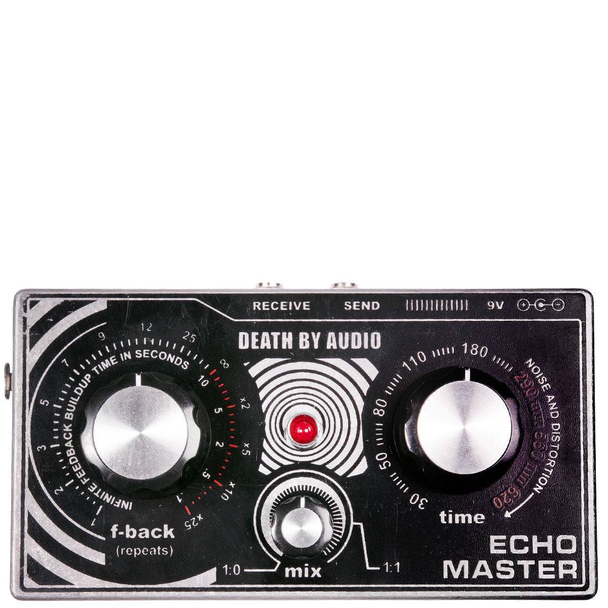 Death By Audio Echo Master Vocal Delay | Lucky Fret Music Co.