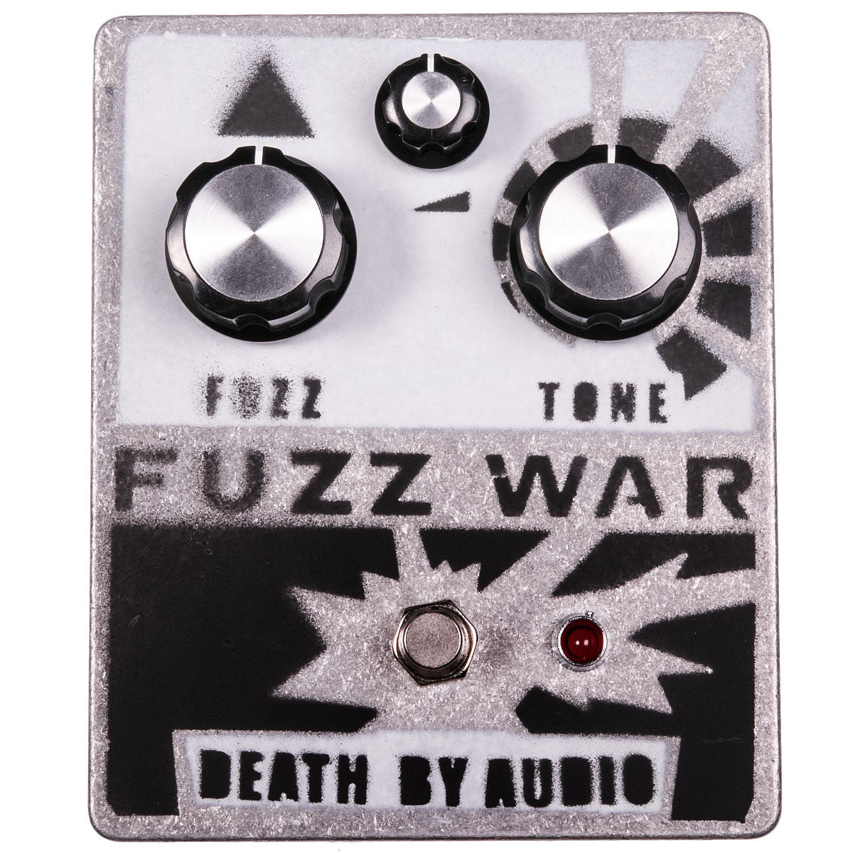 Death By Audio Fuzz War | Lucky Fret Music Co.