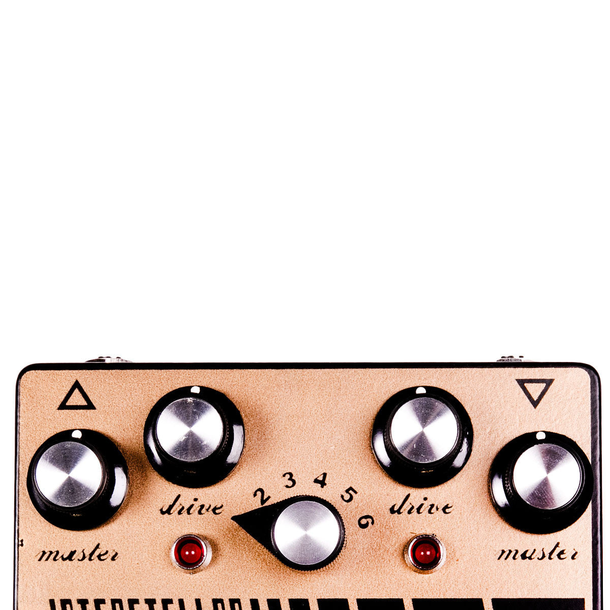 Death By Audio Interstellar Overdriver Deluxe Overdrive | Lucky Fret Music Co.