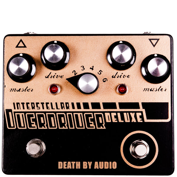 Death By Audio - Interstellar Overdriver Deluxe - Overdrive
