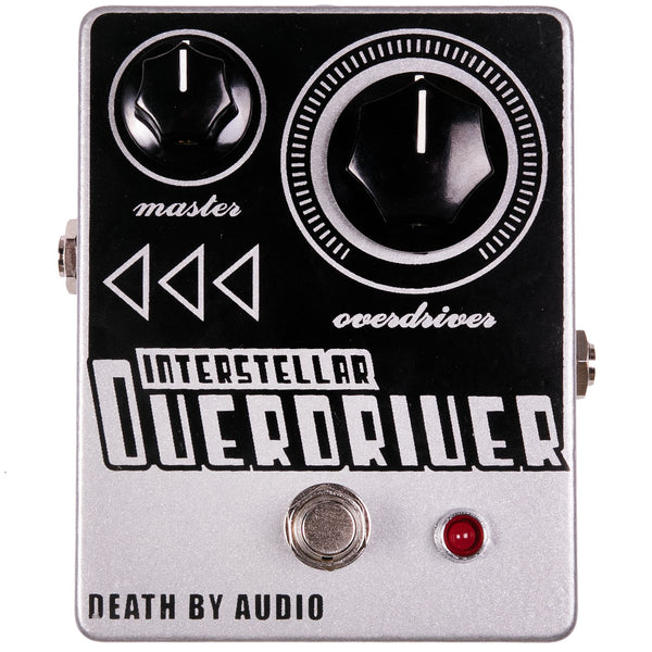 Death By Audio Interstellar Overdriver | Lucky Fret Music Co.