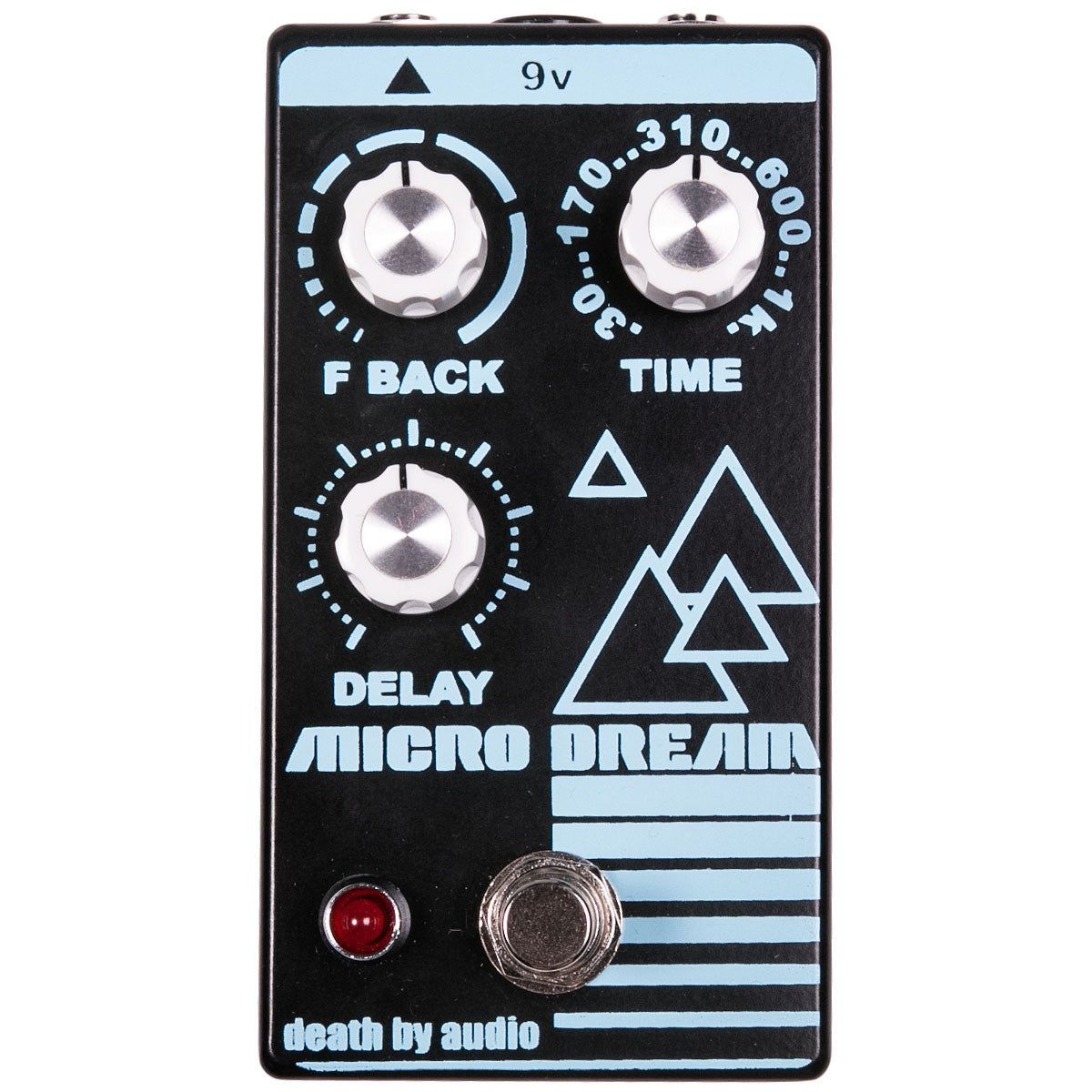 Death By Audio Micro Dream Delay | Lucky Fret Music Co.