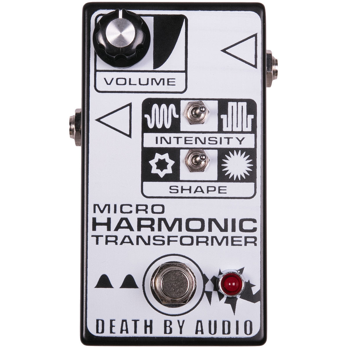 Death By Audio Micro Harmonic Transformer Fuzz | Lucky Fret Music Co.