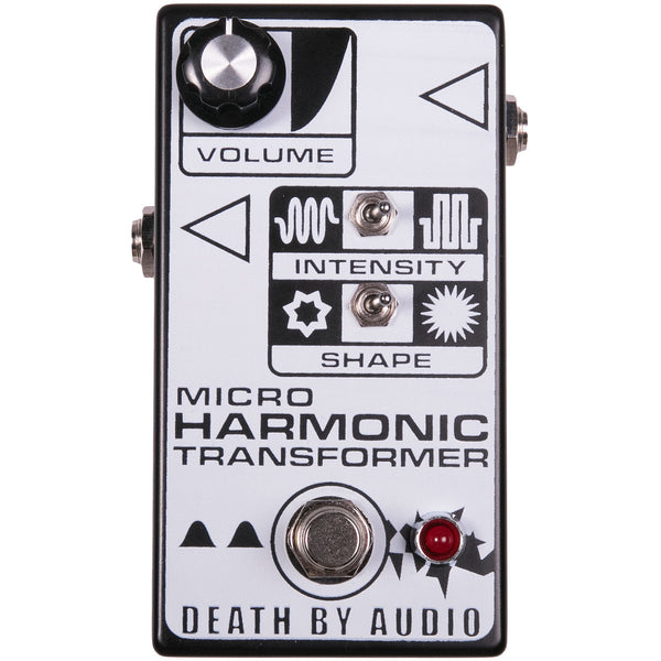 Death By Audio - Micro Harmonic Transformer - Fuzz