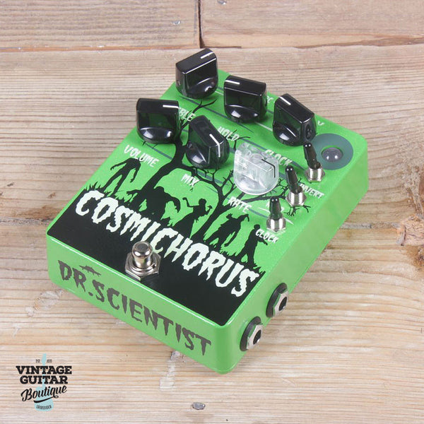 Dr Scientist - Cosmichorus - Chorus - Vintage Guitar Boutique - 1