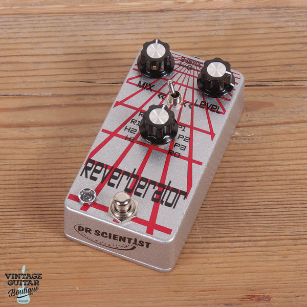 Dr Scientist - Reverberator Mini (Older Design) - Reverb - Vintage Guitar Boutique - 1