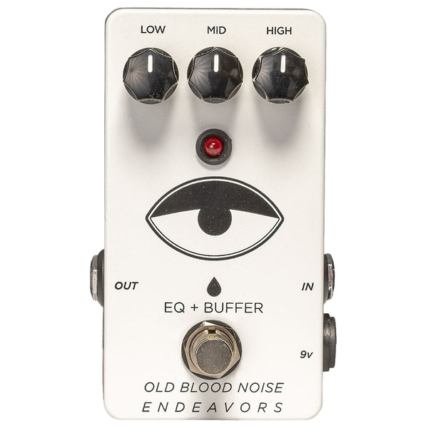Old Blood Noise Endeavours Utility 3: Buffer + EQ