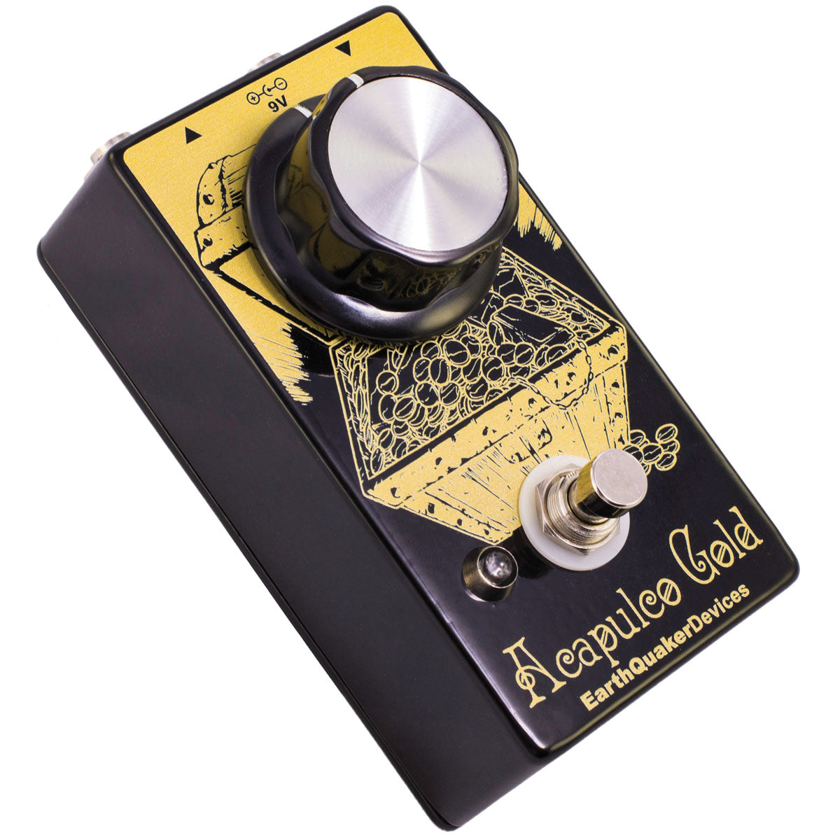 Earthquaker Devices Acapulco Gold Power Amp Distortion | Lucky Fret Music Co.