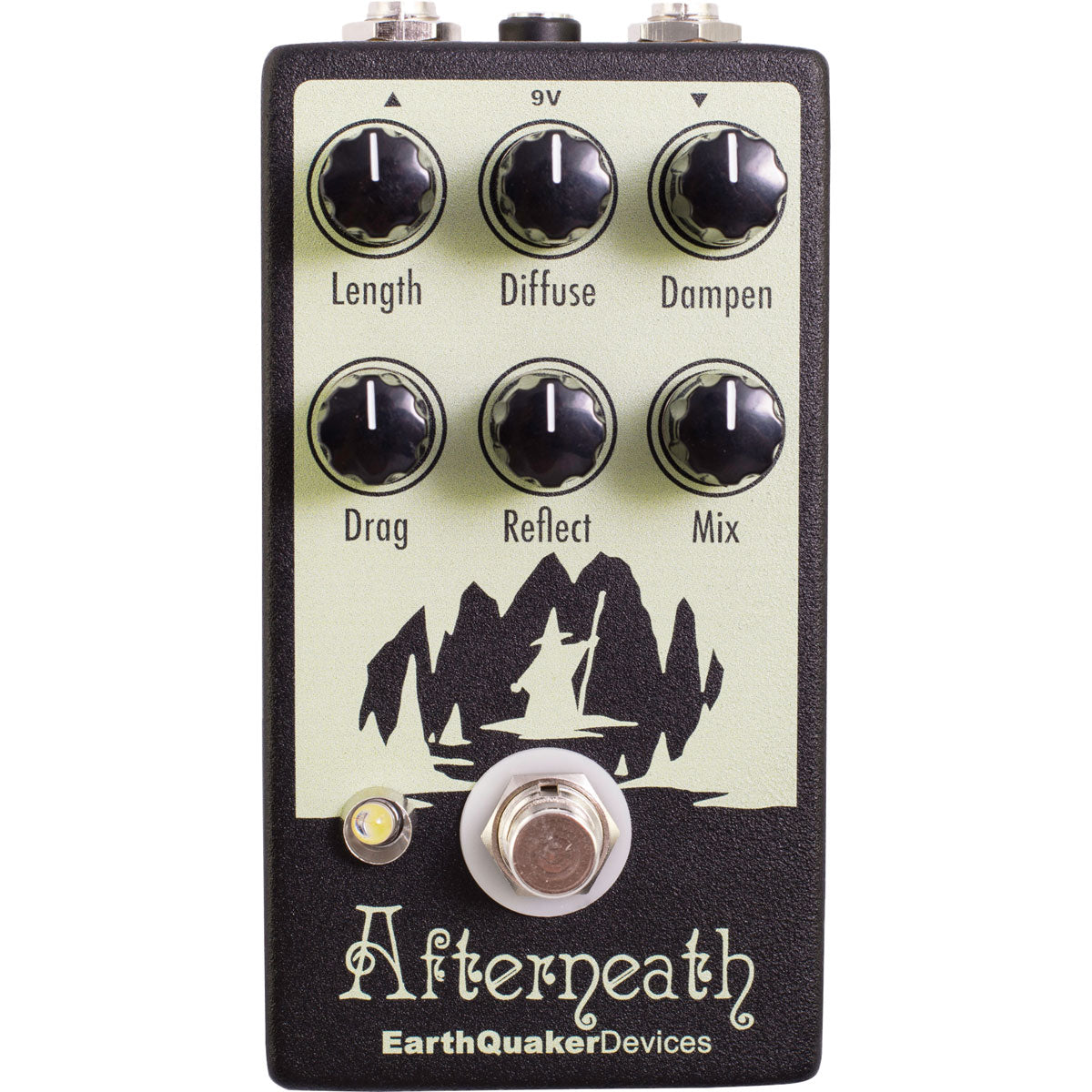 Earthquaker Devices Afterneath Reverb | Lucky Fret Music Co.
