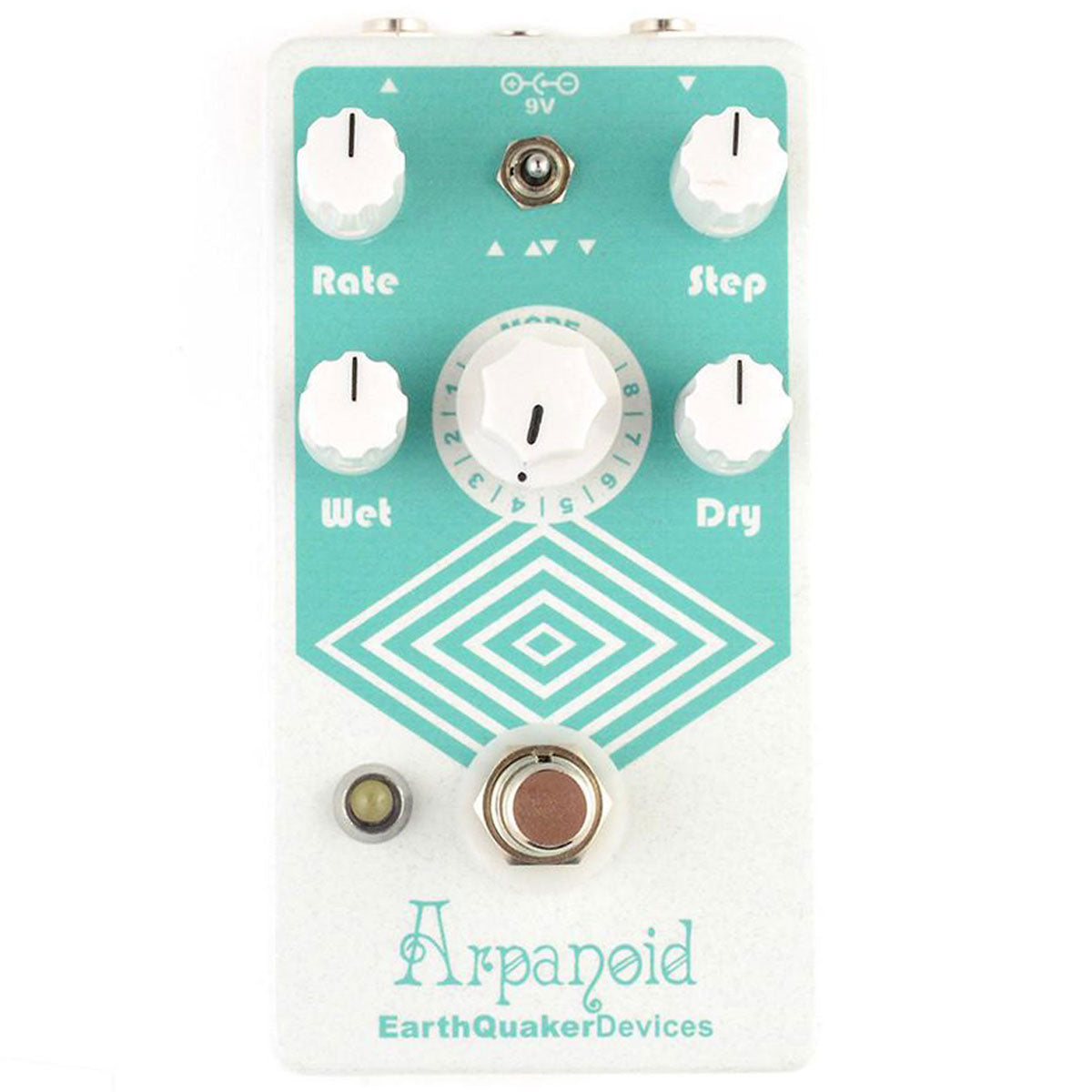 Earthquaker Devices Arpanoid V2 Arpeggiator
