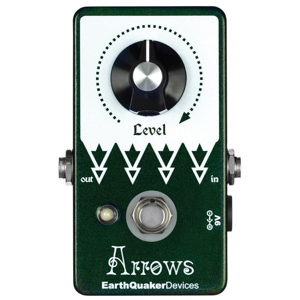 Earthquaker Devices Arrows V2 Preamp Boost