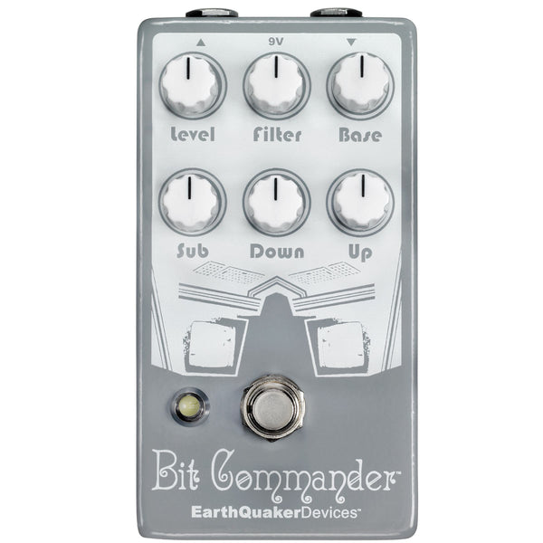 Earthquaker Devices Bit Commander V2 Octave Synth | Lucky Fret Music Co.