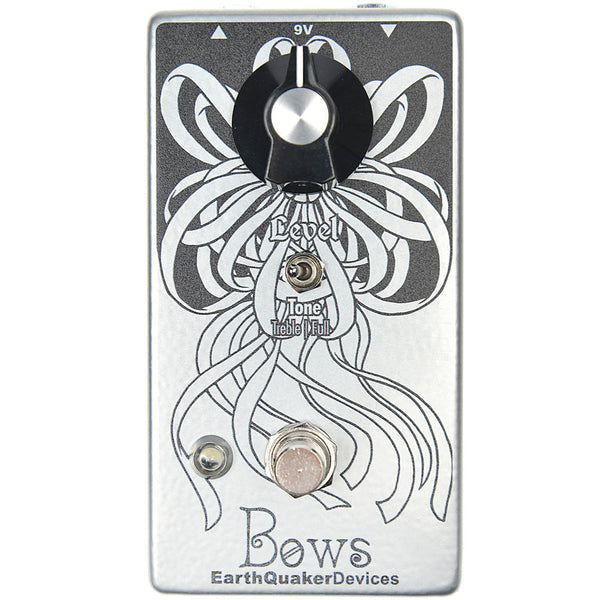 Earthquaker Devices Bows Germanium Preamp | Lucky Fret Music Co.