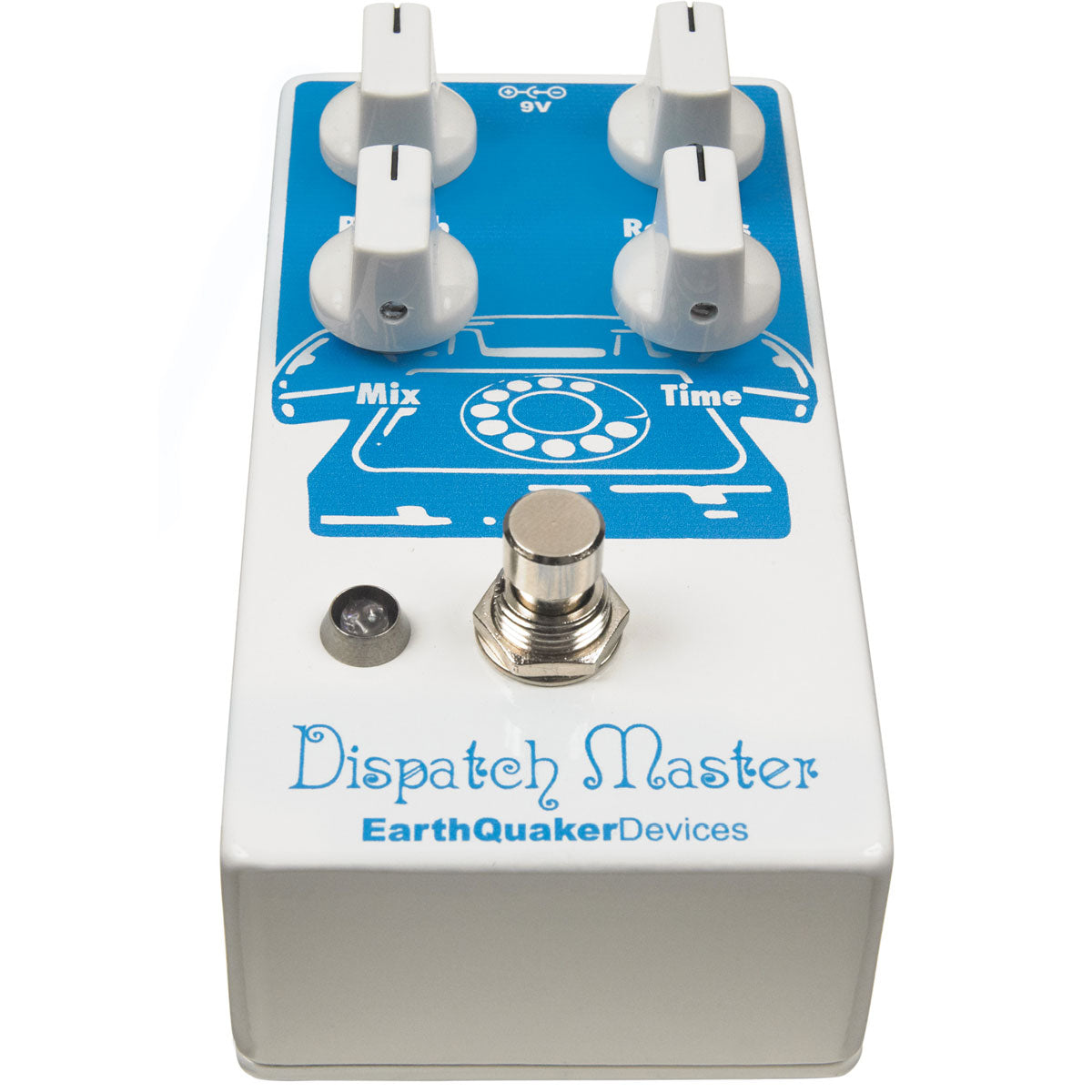 Earthquaker Devices Dispatch Master V2 Delay & Reverb | Lucky Fret Music Co.