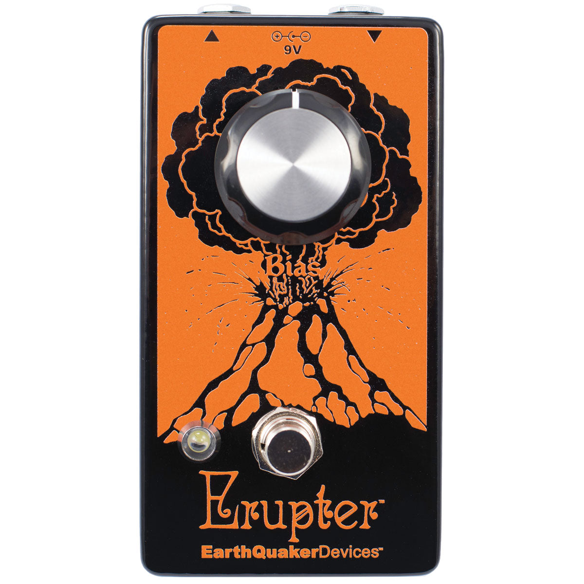 Earthquaker Devices Erupter Fuzz | Lucky Fret Music Co.