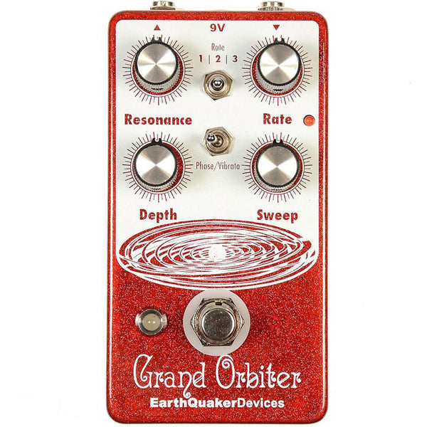 Earthquaker Devices Grand Orbiter V2 Phaser | Lucky Fret Music Co.