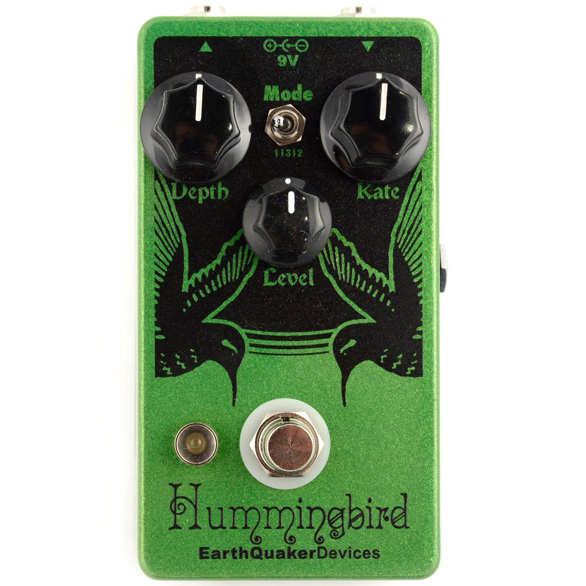 Earthquaker Devices Hummingbird V4 Repeat Percussion | Lucky Fret Music Co.
