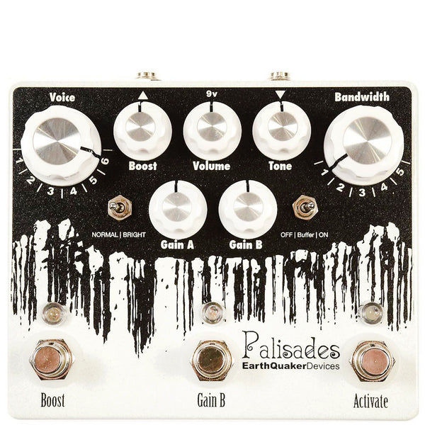 Earthquaker Devices Palisades Overdrive | Lucky Fret Music Co.