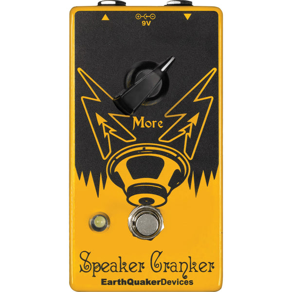 Earthquaker Devices Speaker Cranker V2 Overdrive | Lucky Fret Music Co.