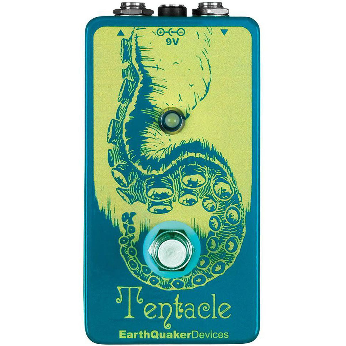 Earthquaker Devices Tentacle Analog Octave Up | Lucky Fret Music Co.