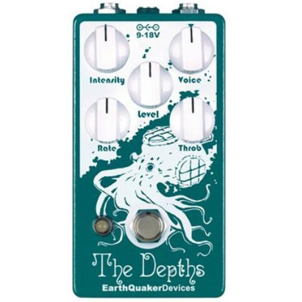 Earthquaker Devices Depths V2 Univibe