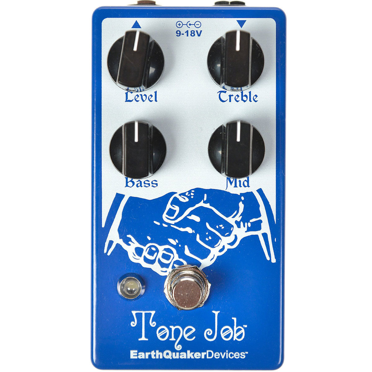 Earthquaker Devices Tone Job EQ & Boost | Lucky Fret Music Co.