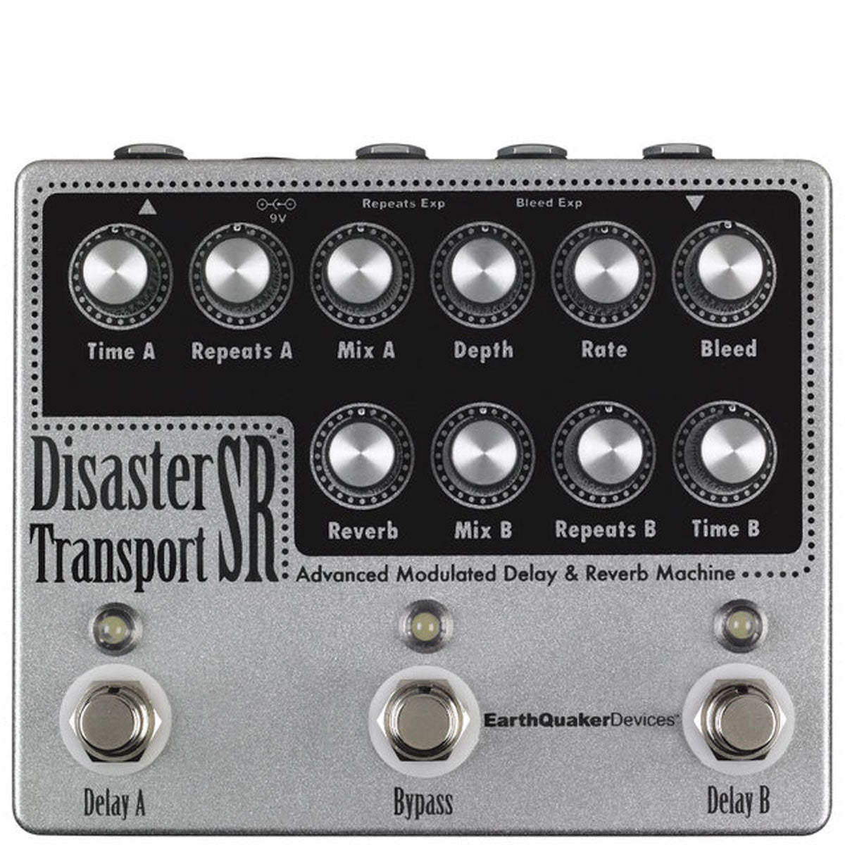 Earthquaker Devices Disaster Transport Sr Delay & Reverb