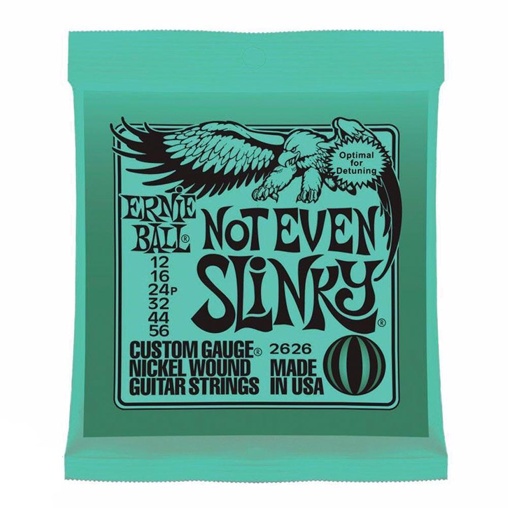 Ernie Ball Not Even Slinky 12-56 - Vintage Guitar Boutique