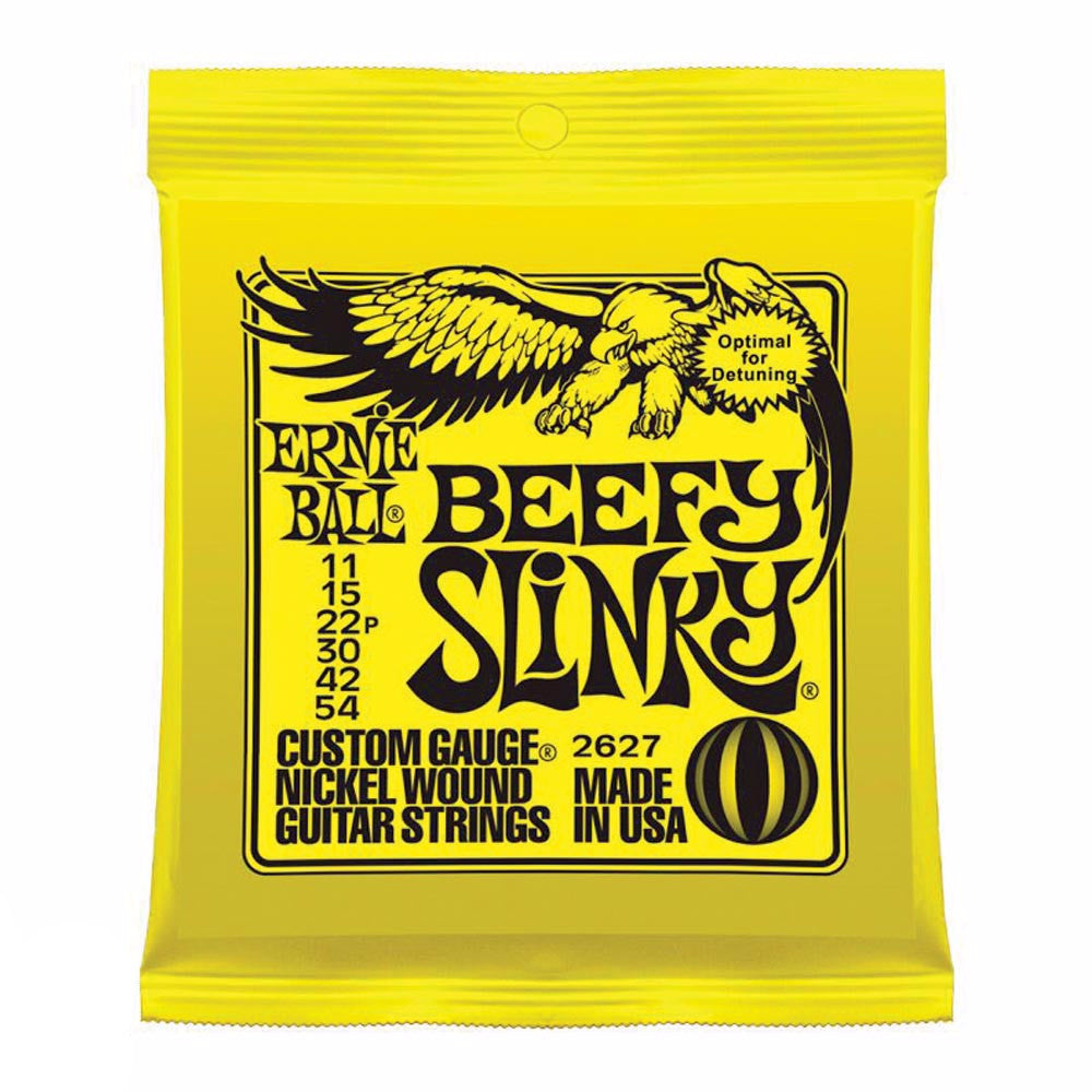 Ernie Ball Beefy Slinky 11-54 - Vintage Guitar Boutique
