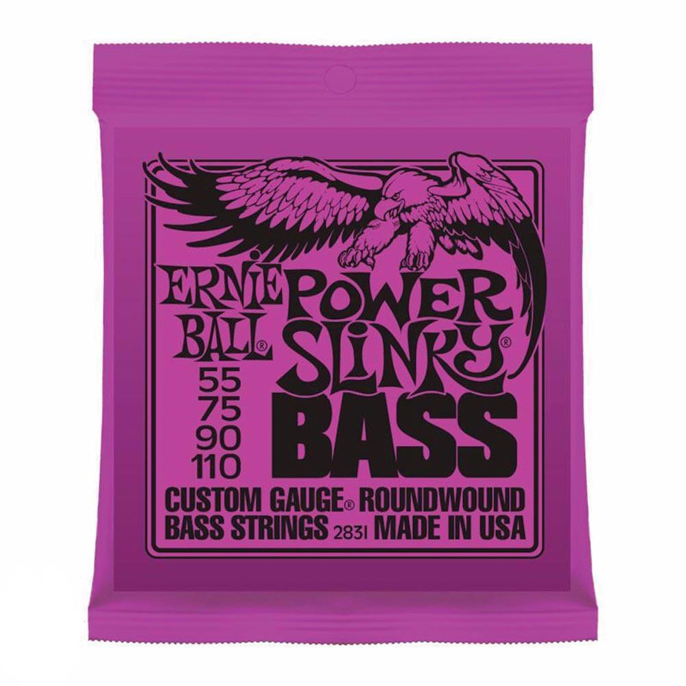 Ernie Ball Power Slinky Bass 55-110 - Vintage Guitar Boutique