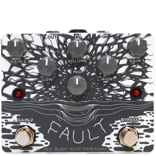 Old Blood Noise Endeavours Fault, Overdrive/Distortion