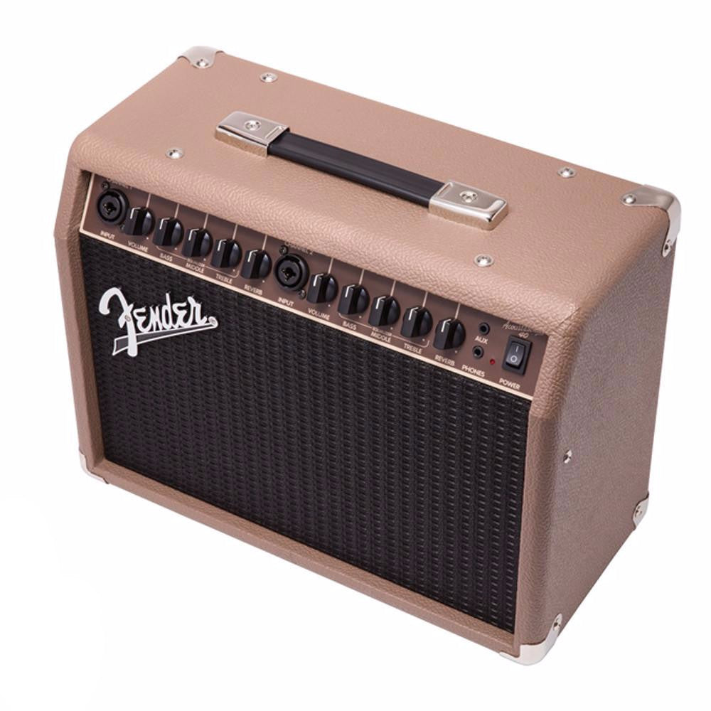 Fender Acoustasonic 40 | Lucky Fret Music Co.