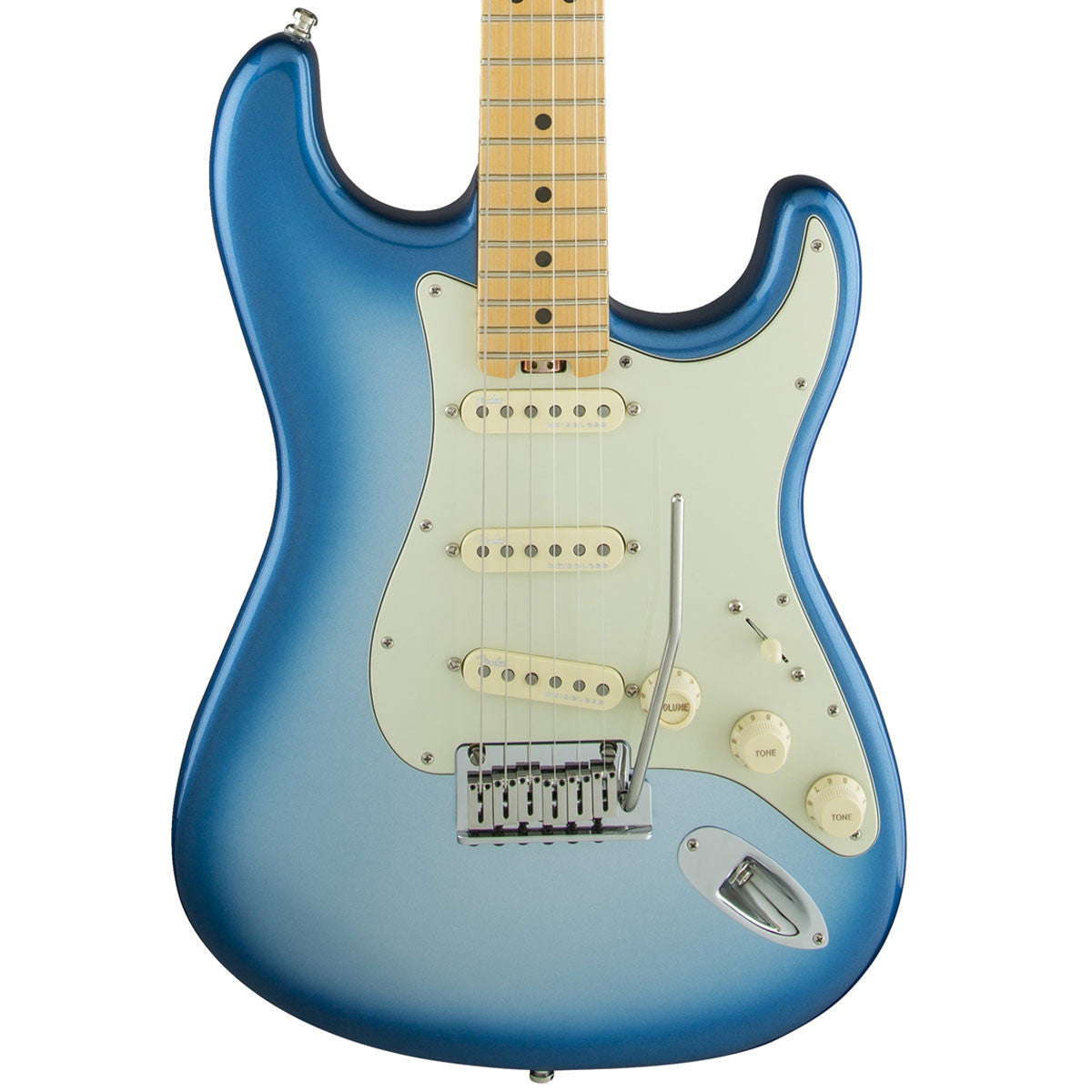 Fender American Elite Stratocaster, Maple, Sky Burst Metallic - Vintage Guitar Boutique