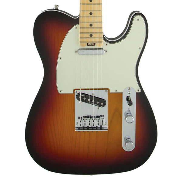 Fender American Elite Telecaster, Maple, 3-Tone Sunburst - Vintage Guitar Boutique - 1