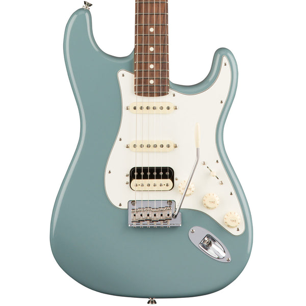 Fender American Pro Stratocaster HSS Shawbucker - Rosewood - Sonic Grey - Vintage Guitar Boutique
