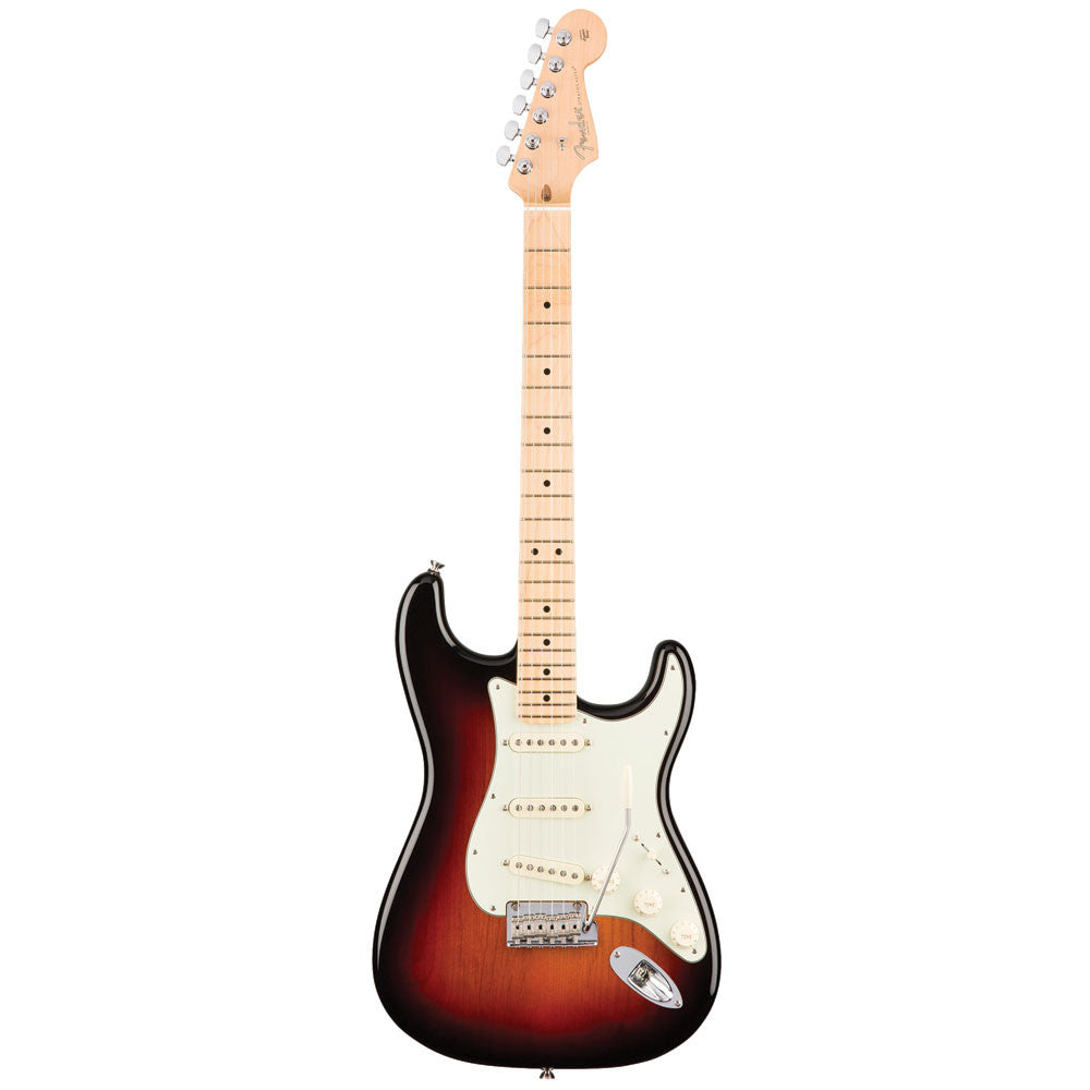 Fender American Pro Stratocaster - Maple - 3-Tone Sunburst | Lucky Fret Music Co.