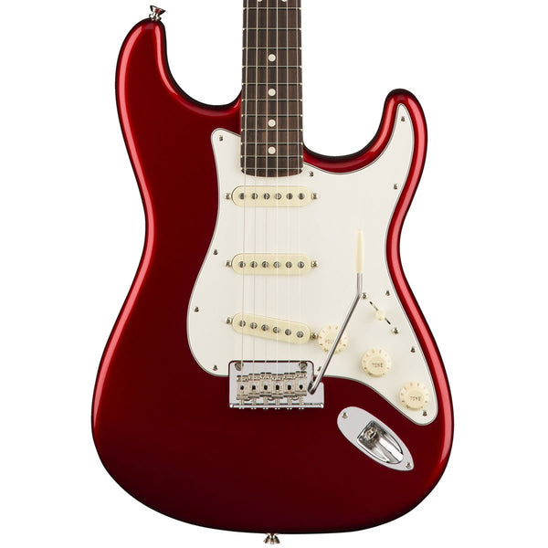 Fender American Pro Stratocaster, Candy Apple Red, Rosewood